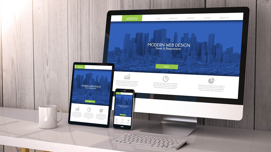 Calida Marketing webdesign